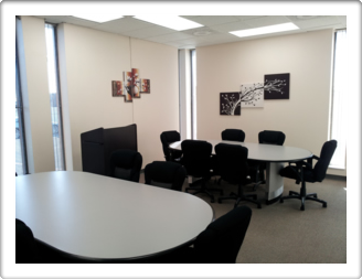 The Atrium Office Suites Conference Room