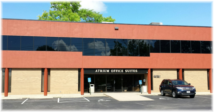 Suites at The Atrium Office Suites 1515 N. Warson Rd, St. Louis Mo 63132 - 314-570-8568